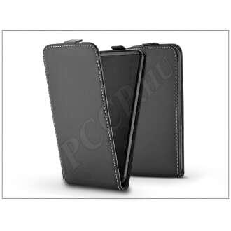 Sony Xperia Xz2 fekete flip bőr tok