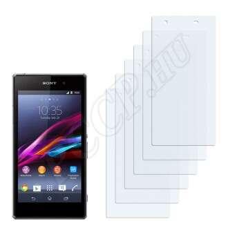 Sony Xperia Z1s kijelzővédő fólia