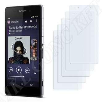 Sony Xperia Z2 (D6503) kijelzővédő fólia