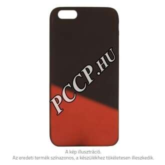Apple Iphone 7 sötétbarna színváltós szilikon hátlap