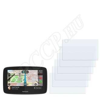 TomTom GO 520 T kijelzővédő fólia