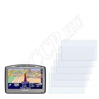 TomTom GO 720 T kijelzővédő fólia