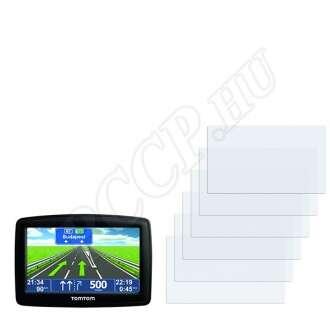 TomTom XL2 IQ Routes edition Europe kijelzővédő fólia