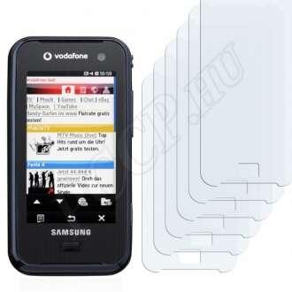 Vodafone Samsung Qbowl kijelzővédő fólia
