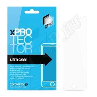 Vodafone Smart 4 Max kijelzővédő fólia - Xprotector