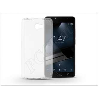 Vodafone Smart Ultra 7 átlátszó szilikon hátlap