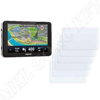 WayteQ xTAB-50 GPS kijelzővédő fólia