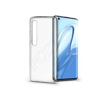 Xiaomi Mi 10 átlátszó szilikon hátlap