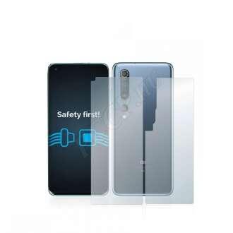 Xiaomi Mi 10 (elő- és hátlap) kijelzővédő fólia