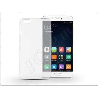 Xiaomi Mi 5 átlátszó szilikon hátlap