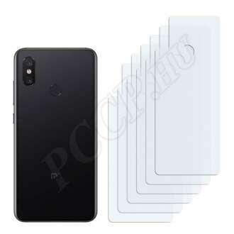 Xiaomi Mi 8 (hátlap) kijelzővédő fólia