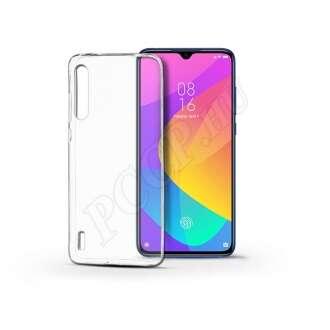Xiaomi Mi 9 Lite átlátszó szilikon hátlap