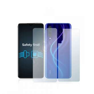 Xiaomi Mi 9 Lite (elő- és hátlap) kijelzővédő fólia