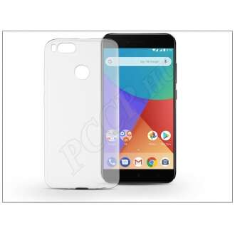 Xiaomi Mi A1 átlátszó szilikon hátlap