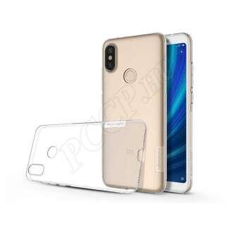 Xiaomi Mi A2 átlátszó szilikon hátlap