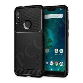 Xiaomi Mi A2 Lite fekete hátlap