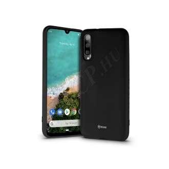 Xiaomi Mi A3 fekete szilikon hátlap