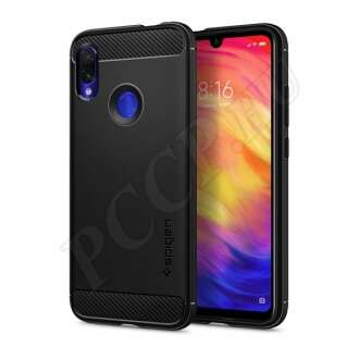 Xiaomi Note 7 fekete hátlap