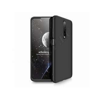 Xiaomi Poco X2 fekete három részből álló védőtok