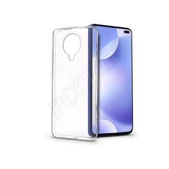 Xiaomi Poco X2átlátszó szilikon hátlap