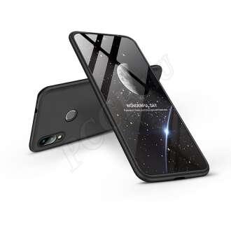 Xiaomi Redmi 7 fekete három részből álló védőtok