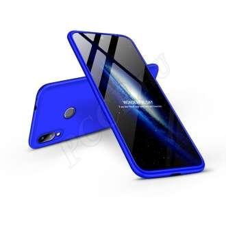 Xiaomi Redmi 7 kék három részből álló védőtok