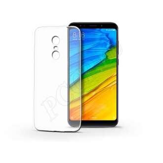 Xiaomi Redmi Note 5 Plus átlátszószilikon hátlap