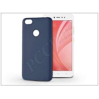 Xiaomi Redmi Note 5A Prime kék szilikon hátlap