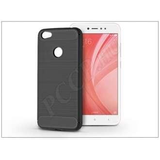 Xiaomi Redmi Note 5A fekete szilikon hátlap