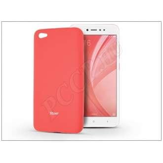Xiaomi Redmi Note 5A pink szilikon hátlap