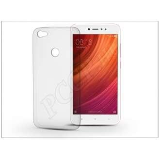 Xiaomi Redmi Note 5A átlátszó szilikon hátlap