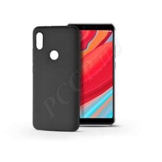 Xiaomi Redmi S2 fekete szilikon hátlap