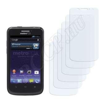 ZTE Avid 4G kijelzővédő fólia