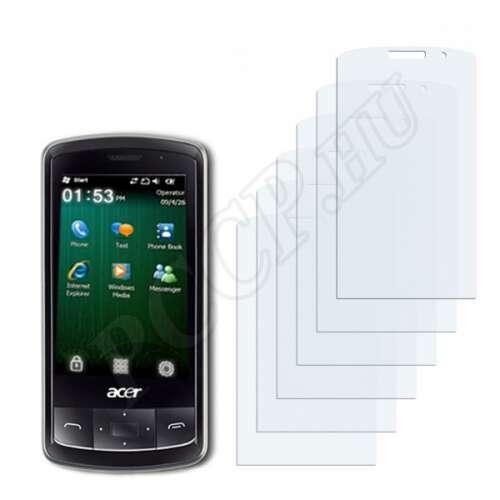 Acer beTouch E200 kijelzővédő fólia