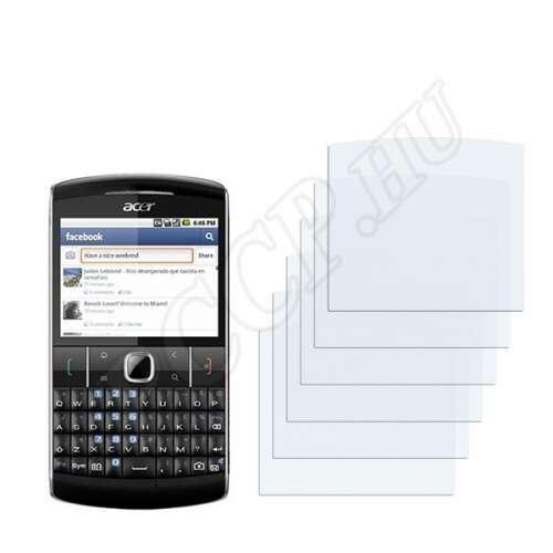Acer beTouch E210 kijelzővédő fólia