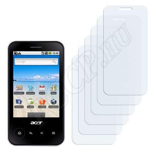 Acer beTouch E400 kijelzővédő fólia
