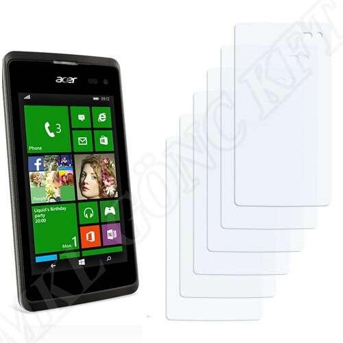 Acer Liquid M220 Plus kijelzővédő fólia