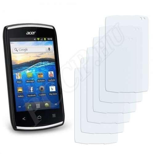 Acer Liquid Z110 Duo kijelzővédő fólia