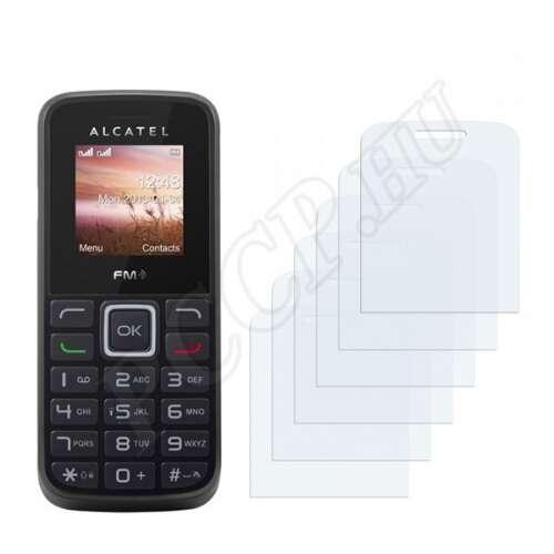 Alcatel One Touch 10.10D Black kijelzővédő fólia