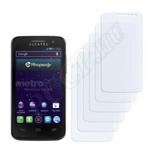 Alcatel One Touch Evolve kijelzővédő fólia