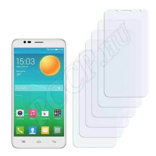Alcatel One Touch Flash 6042D kijelzővédő fólia