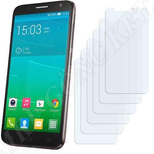 Alcatel One Touch Idol 2 S (6050Y) kijelzővédő fólia