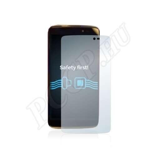 Alcatel One Touch Idol 3C kijelzővédő fólia