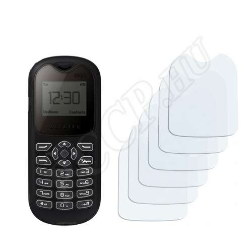 Alcatel One Touch OT-108 kijelzővédő fólia