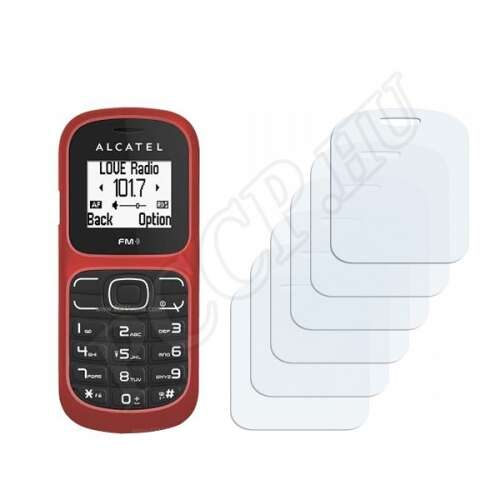 Alcatel One Touch OT-117 kijelzővédő fólia