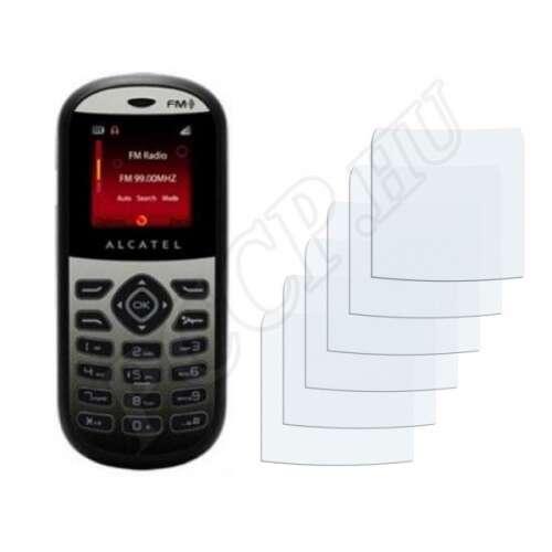 Alcatel One Touch OT-209 kijelzővédő fólia