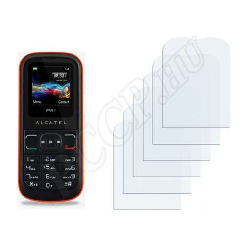 Alcatel One Touch OT-306 kijelzővédő fólia