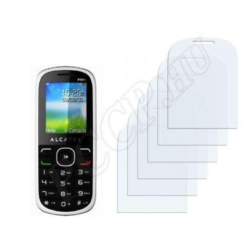 Alcatel One Touch OT-318D kijelzővédő fólia
