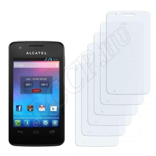 Alcatel One Touch OT-4030Y SPop kijelzővédő fólia