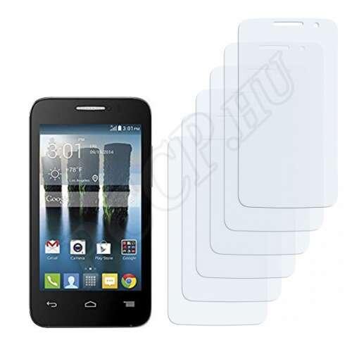 Alcatel One Touch OT-5035D kijelzővédő fólia